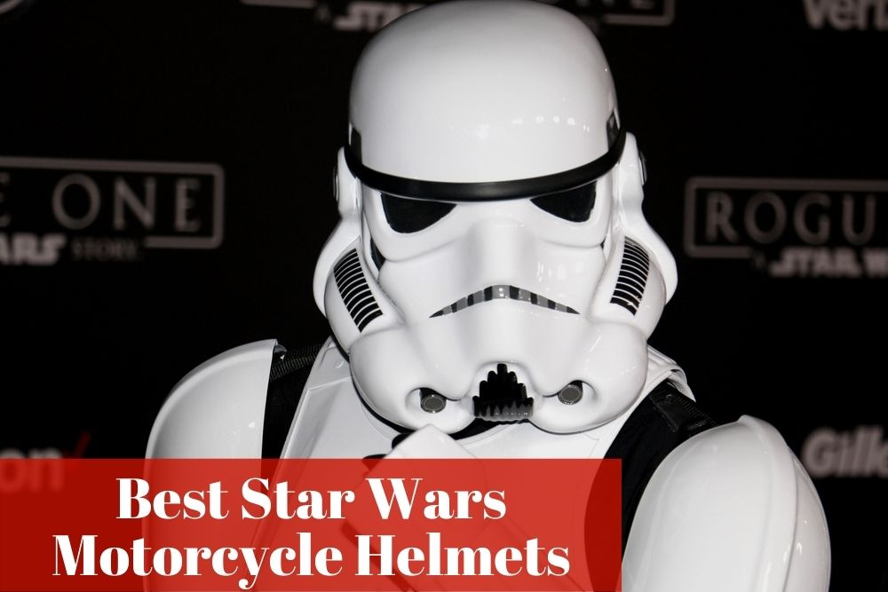 Finding out which Star Wars helmets are the most popular for bikers.